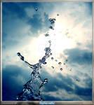 Fugitive water by Lumbule