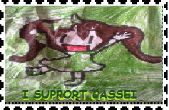 I Support Cassei Stamp by UTAUfan1066