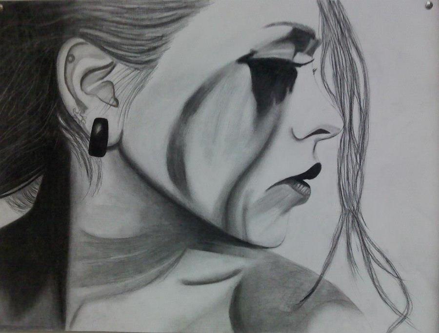 Tears of Sorrow by BluerSkys