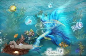 profunda aguas cristalinas by Marazul45