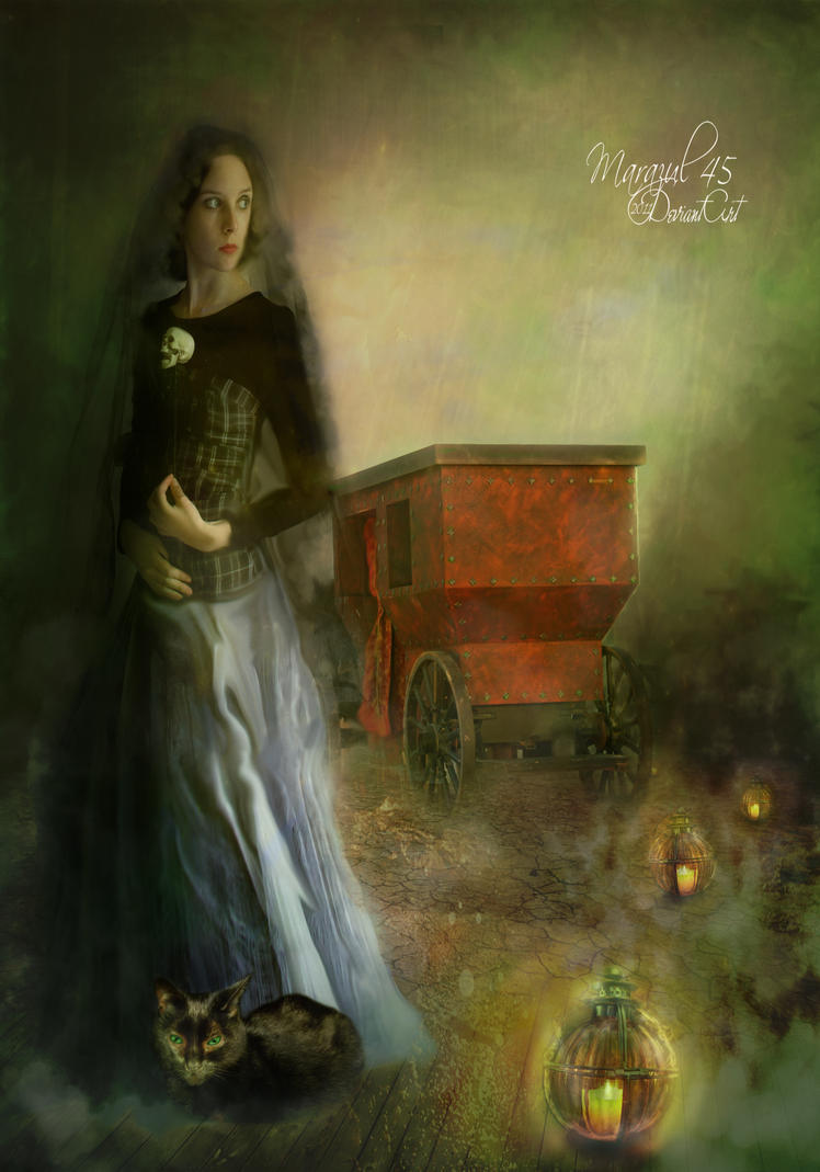 El viaje by Marazul45
