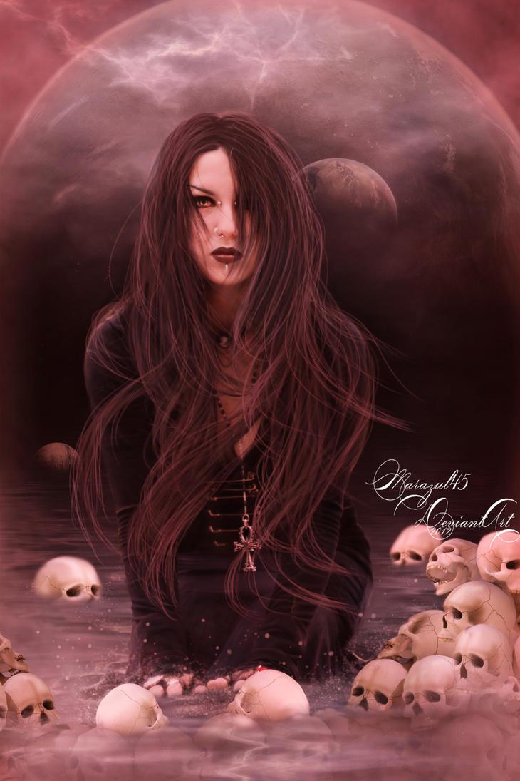 Lady of Death by Marazul45