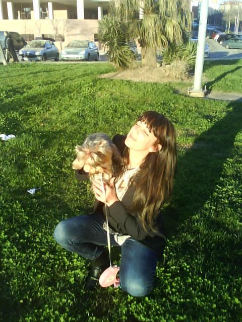 Hanna y yo by Marazul45