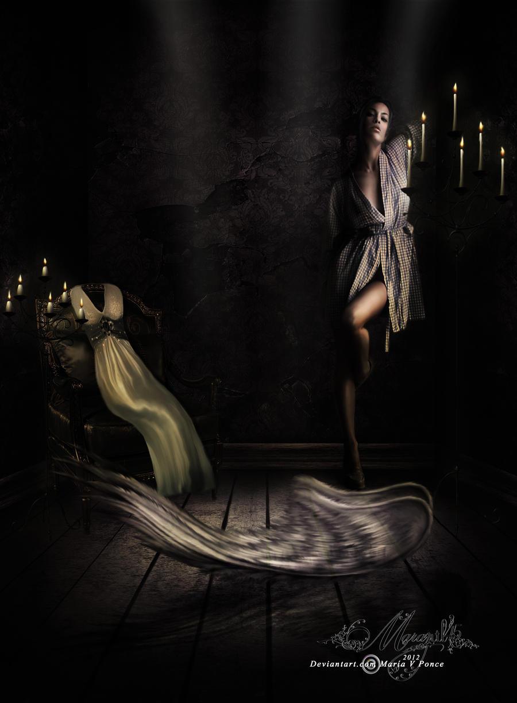 El secreto de un angel by Marazul45