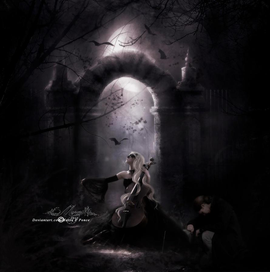 Perdir perdon a mi luna by Marazul45