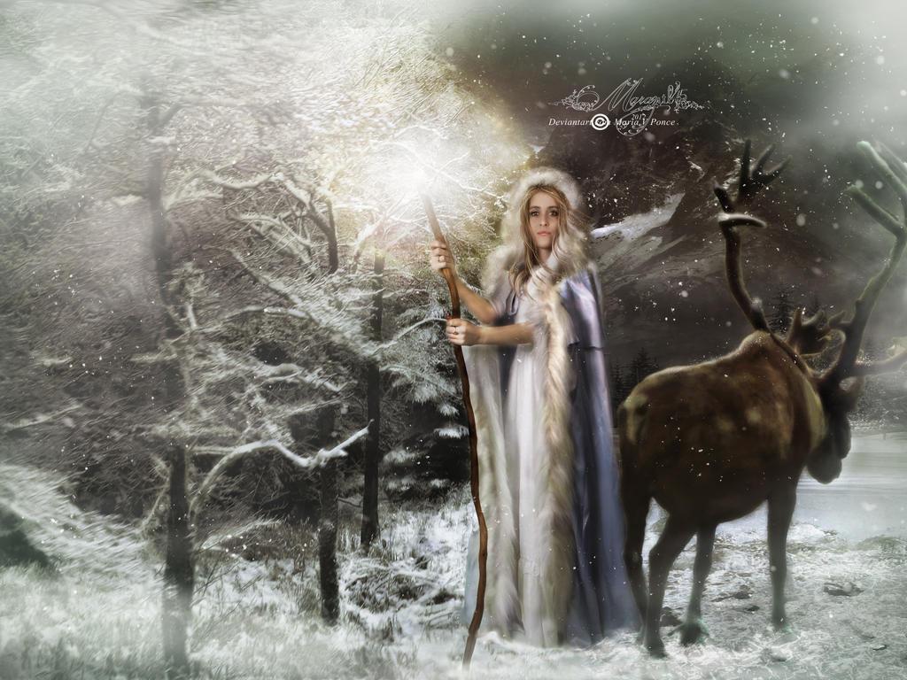 Un guía hacia la Navidad by Marazul45