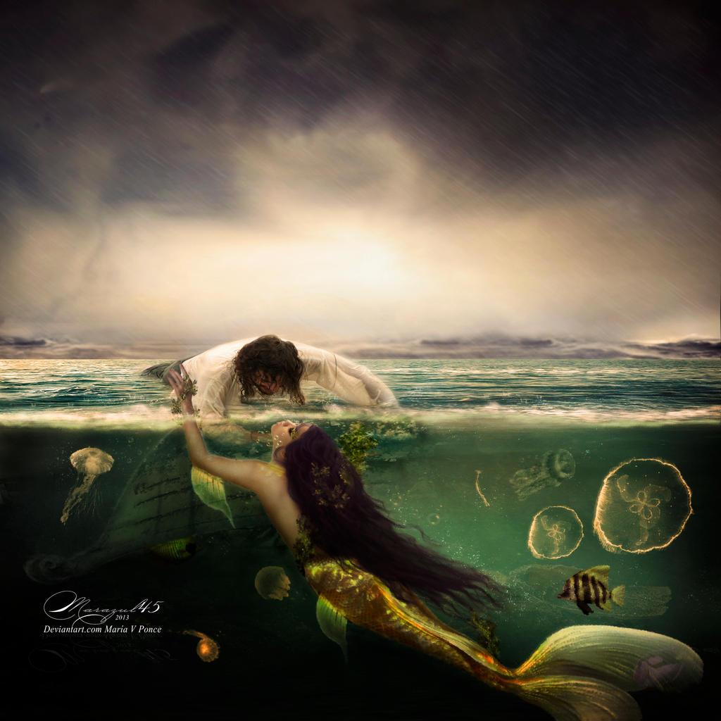 Canto de sirena by Marazul45
