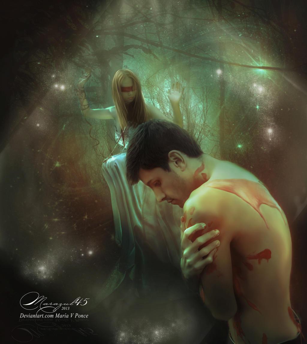 El bosque de la almas perdidas by Marazul45
