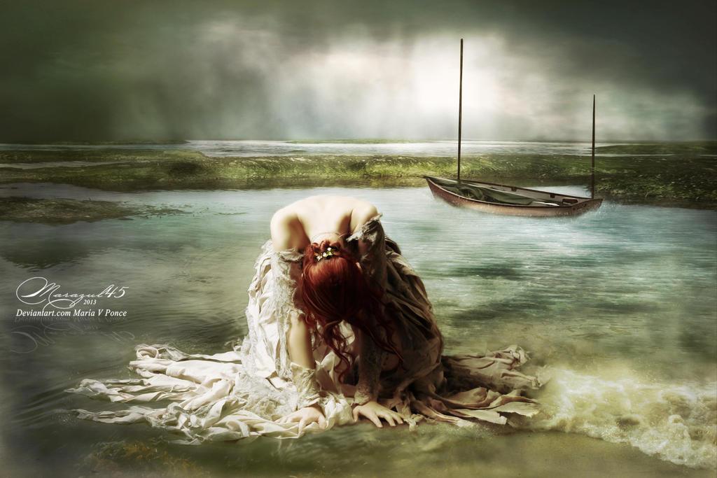 Mi mar de lágrimas by Marazul45