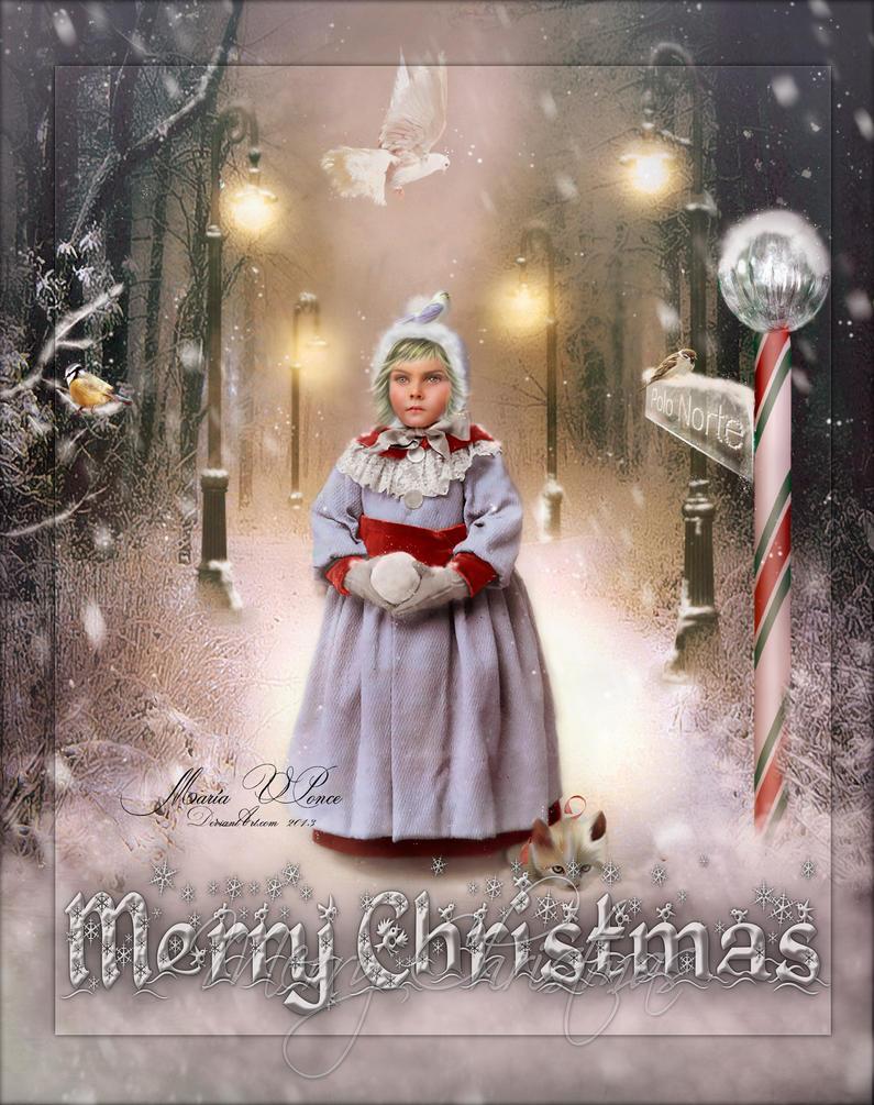 Con sabor a Navidad by Marazul45