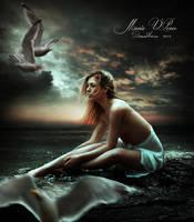 Confidencias al mar by Marazul45