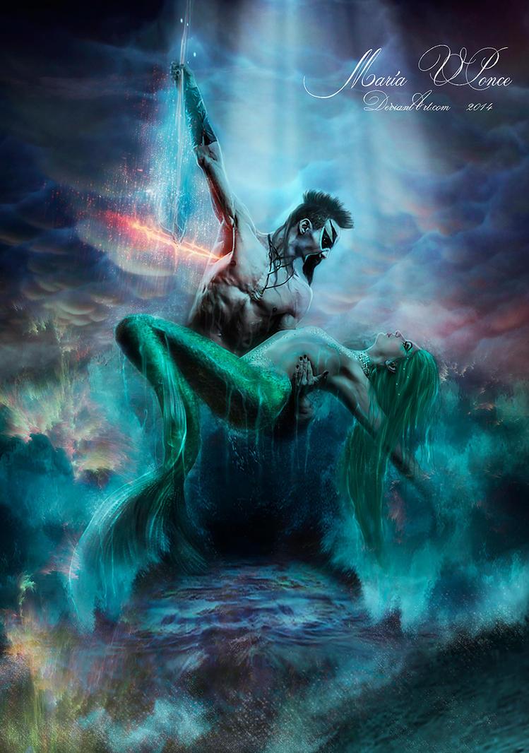 Poseidon by Marazul45