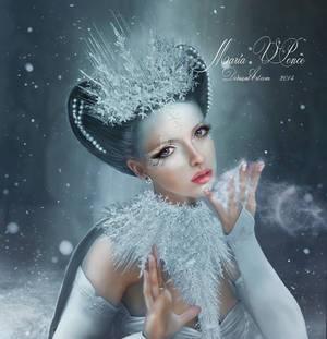 Tears in the winter by Marazul45