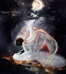 El fuego de la tristeza by Marazul45