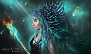 Freyja by Marazul45