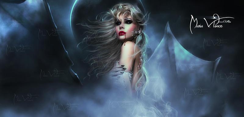 In the fog of midnight by Marazul45