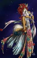 Cosmic Love by Teh-stupid-bug