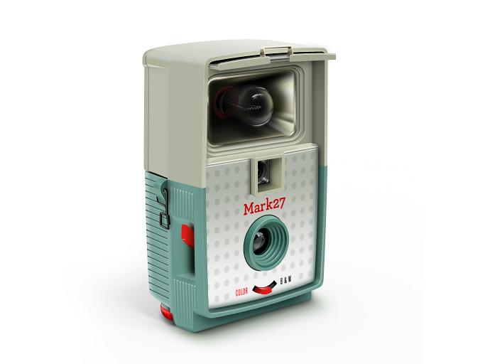 Retro Camera Icon by philippdatz