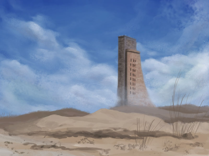 [Image: tower_study_by_midknight23-d4xo0l3.jpg]