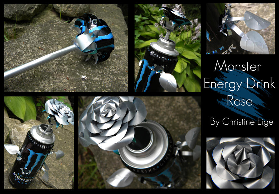 'Feel Like a Monster' - Full by Christine-Eige
