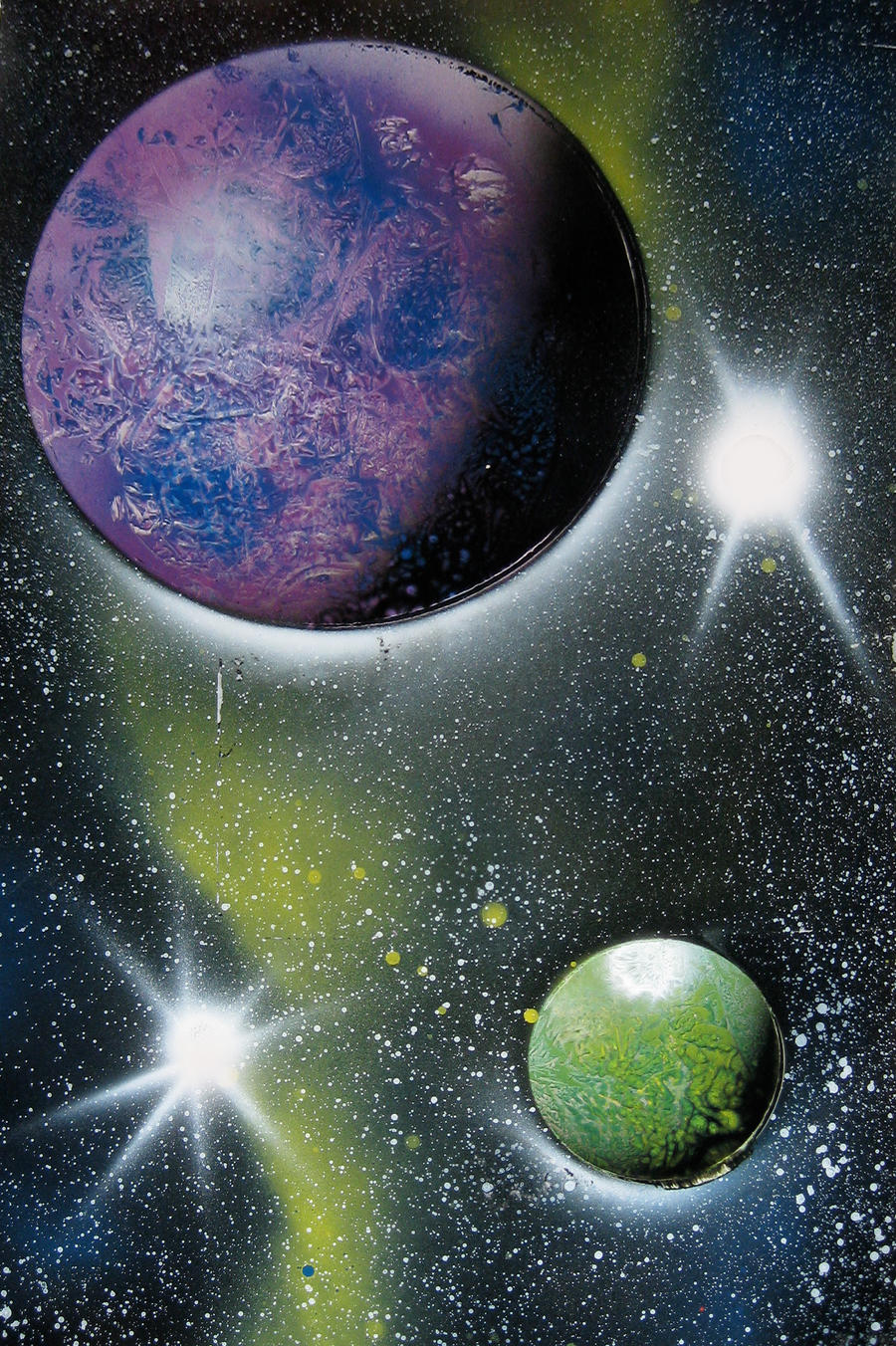 Space painting the image kid has it - Painting small spaces image ...