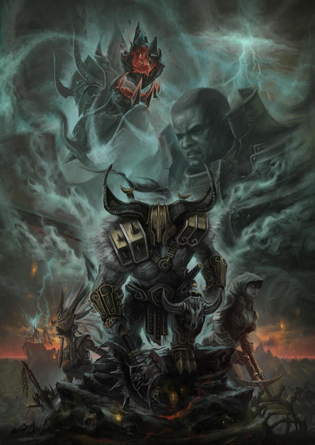 Diablo  Crusader Best Solo Build