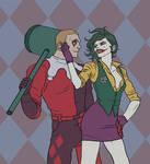 Joker and Quinn