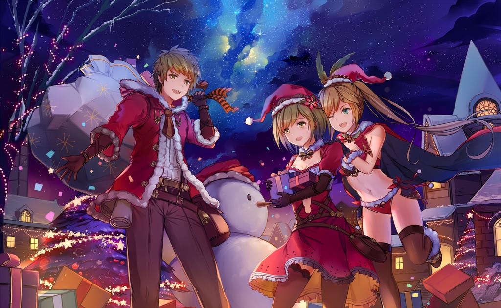 christmas2016 by natsumoka