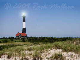 Fire Island Lighthouse by SteelCowboy
