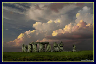 Stonehenge by SteelCowboy