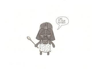 Luke, I'm your mother
