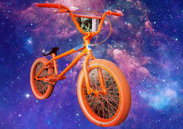 Bmx galaxy by danny1918