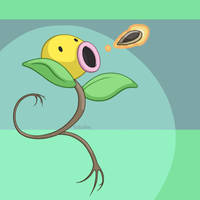 Bellsprout by e-Readie