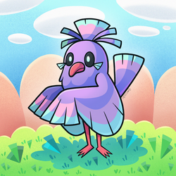Day 36 - Oricorio (sensu)