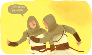Novice Altair and Malik