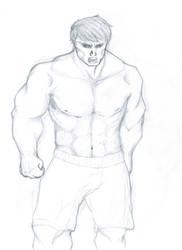 Hulk - Sketch