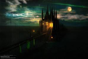 Wasteland   Album Artwork by modblackmoon