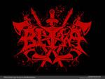 Bitwa   Black Metal Logo