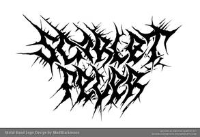 Scarlet Fever Logo by modblackmoon