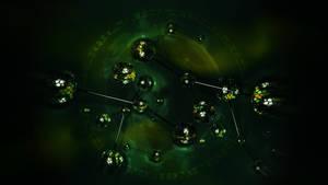 Biocosmos by modblackmoon