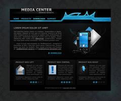 Media Center Preview by modblackmoon