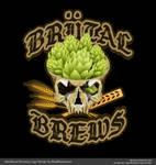 Brutal Brews | Metalhead Logo Design