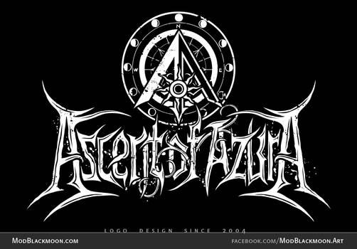 Ascent of Azura | Metal Band Logo