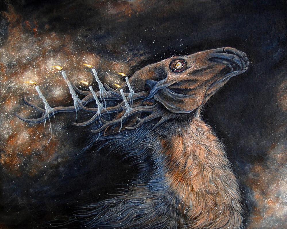 Lightbringer by Ferluner