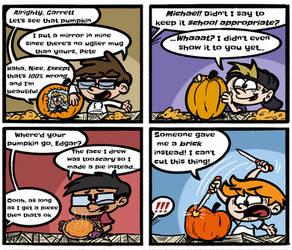 Pumpkin Carving 1/2