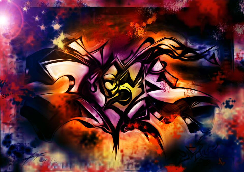 Grafiti by gapul2011