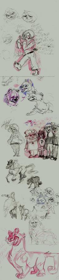 Fall 2012 SketchDump pt1