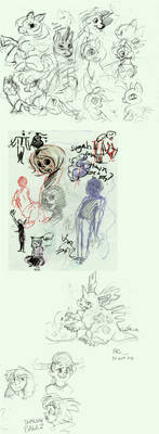 Fall 2012 SketchDump pt2