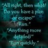 Run Quickly by Lady-Geekdom