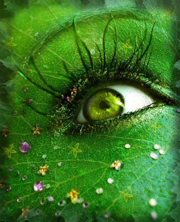 Spring Eye by violakaia